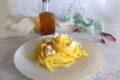 Scialatielli con pomodoro e burrata