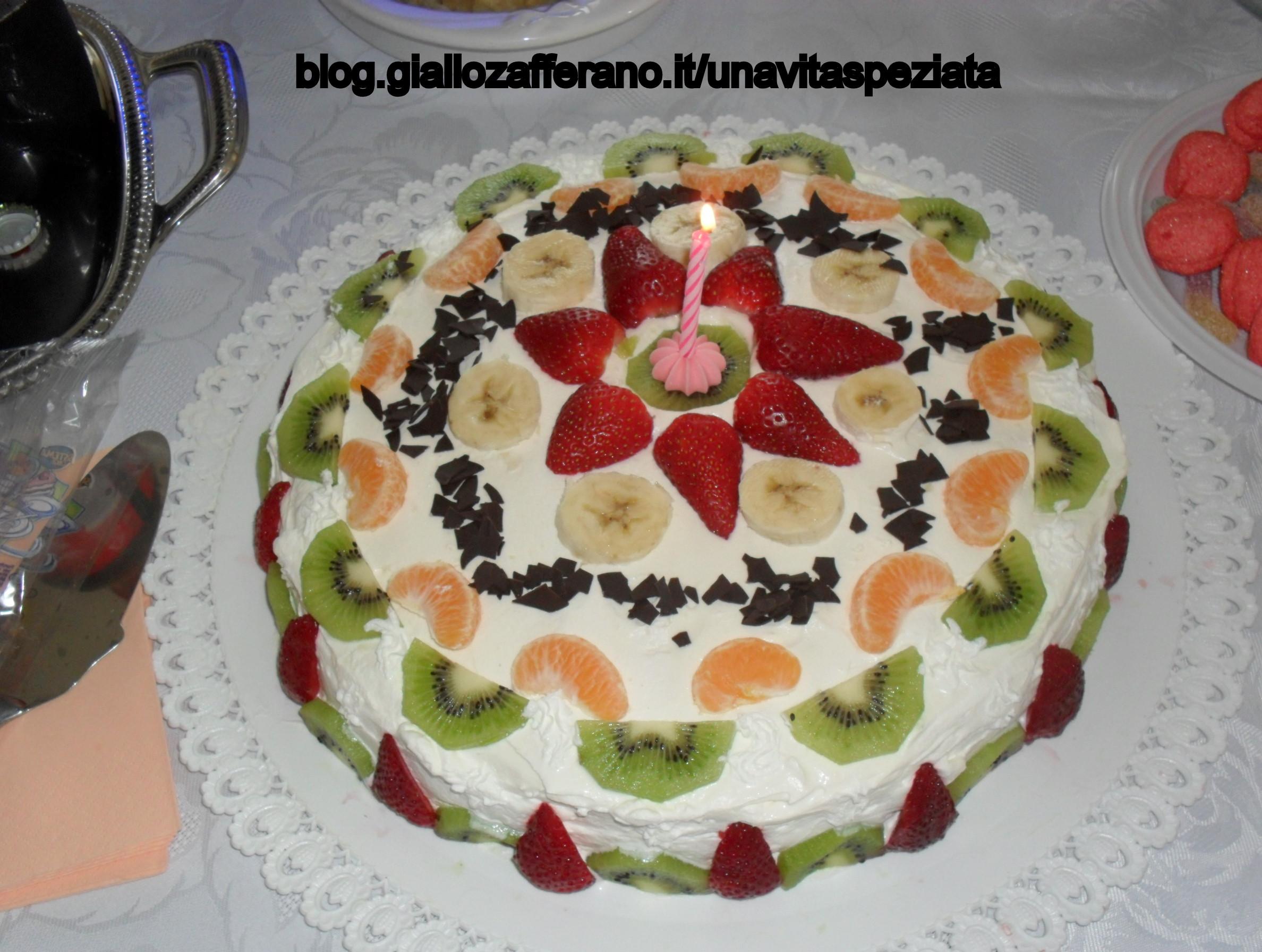 Favorito Torta di compleanno: i miei 27 anni OU04
