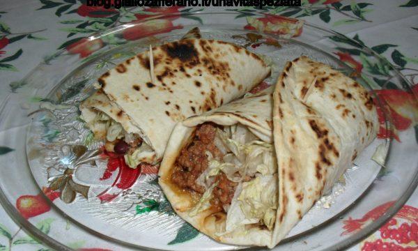 Burritos, ricetta messicana