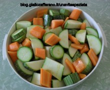 Verdure al microonde