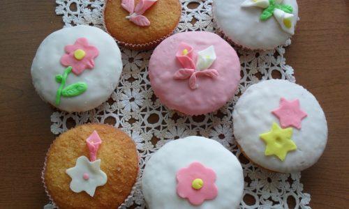 I miei primi cupcakes