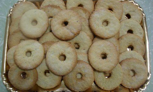 Biscotti al vino bianco