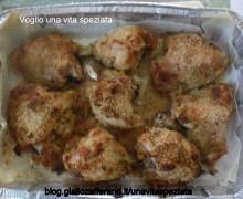 Pollo all'americana
