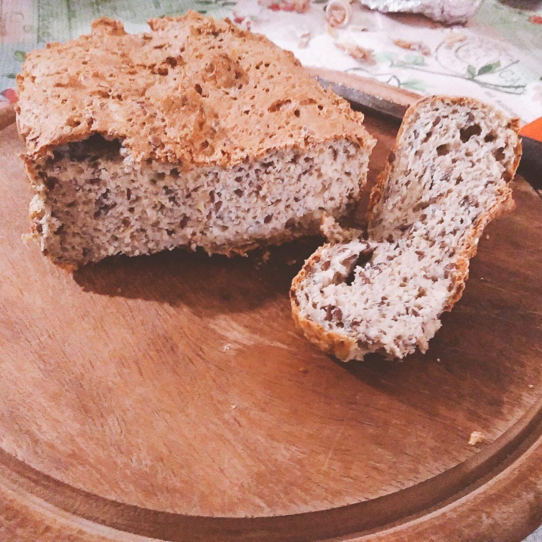 Pane proteico Fit: la ricetta del pane proteico, pane fit, con 11gr di proteine
