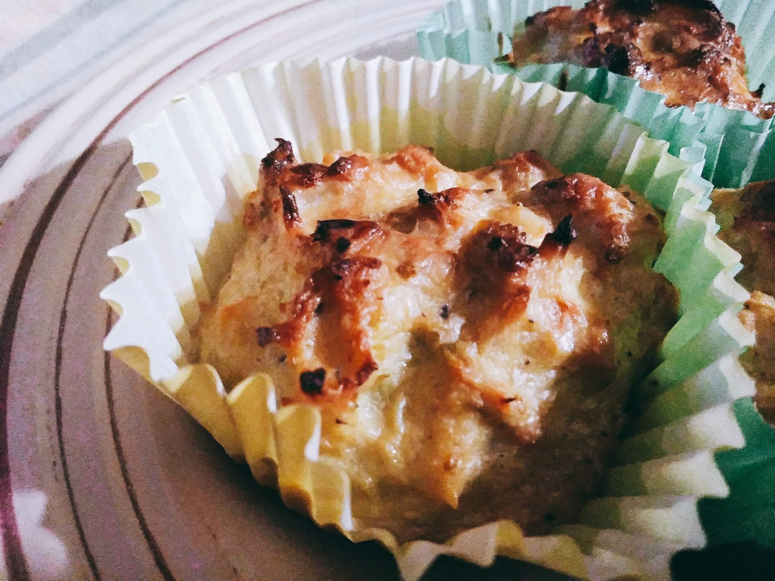 Muffin salati fitness: ricette fitness.