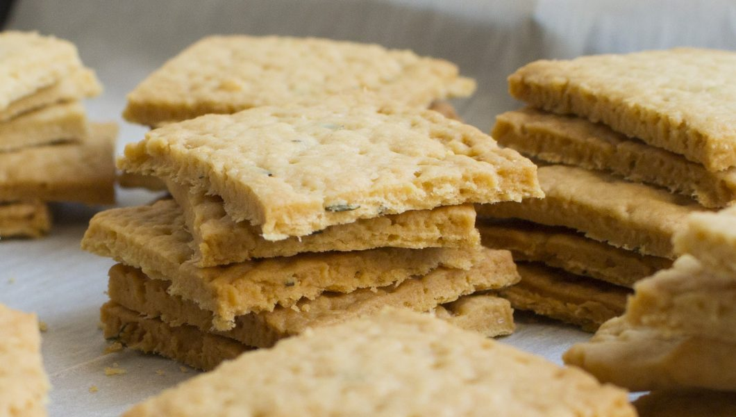Crackers Fit - Crackers Proteici