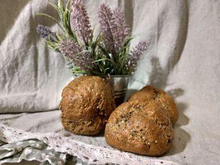 Pane ai semi di lino, proteico e fit