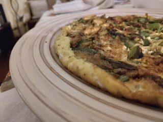 Frittata di asparagi veloce. Ricette Keto, Ketozona, Life 120