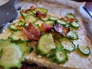 Pizza cavolfiore, pizza chetogenica, pizza Life120