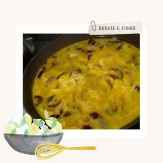 Frittata di cipolle life120: ricette proteiche senza carboidrati