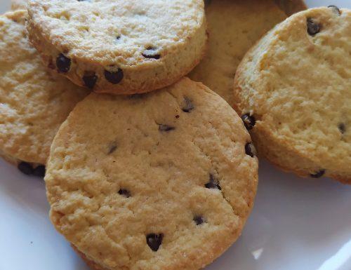 Cookies – Biscotti con gocce di cioccolato