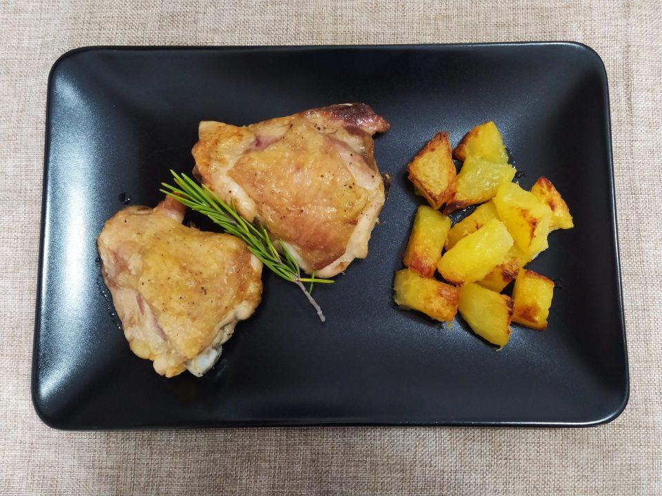sovracosce di pollo al forno