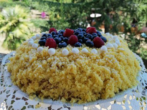 Torta Mimosa di Mamma