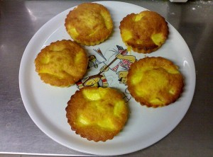 tortine mele