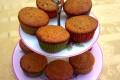 Muffin alle carote e cocco - ricetta senza latticini
