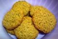 Biscotti ai fiocchi d'avena e nocciole (cookies)