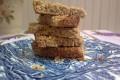 Flapjacks barrette ai fiocchi d'avena (ricetta veloce)