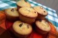 Muffin ai mirtilli rossi (cranberries)