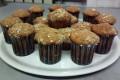 Muffin ai fiocchi di avena - ricetta integrale