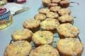 Muffin di mele con crumble alla cannella