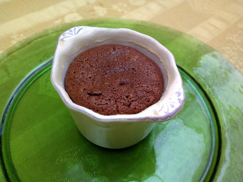 Tortini al cioccolato con cuore morbido