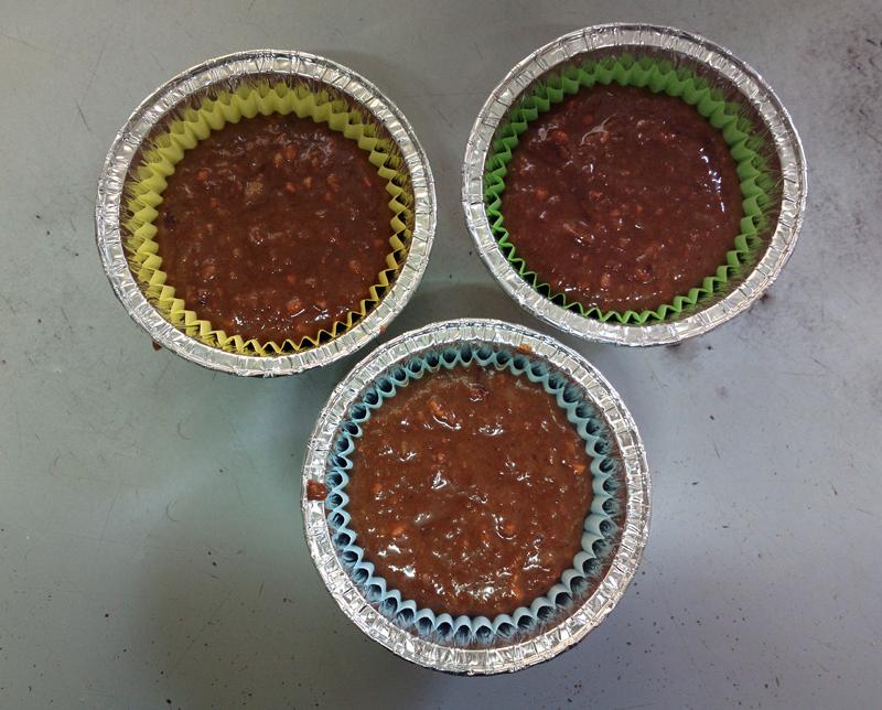 Black hole muffin - dolcetti svuotadispensa