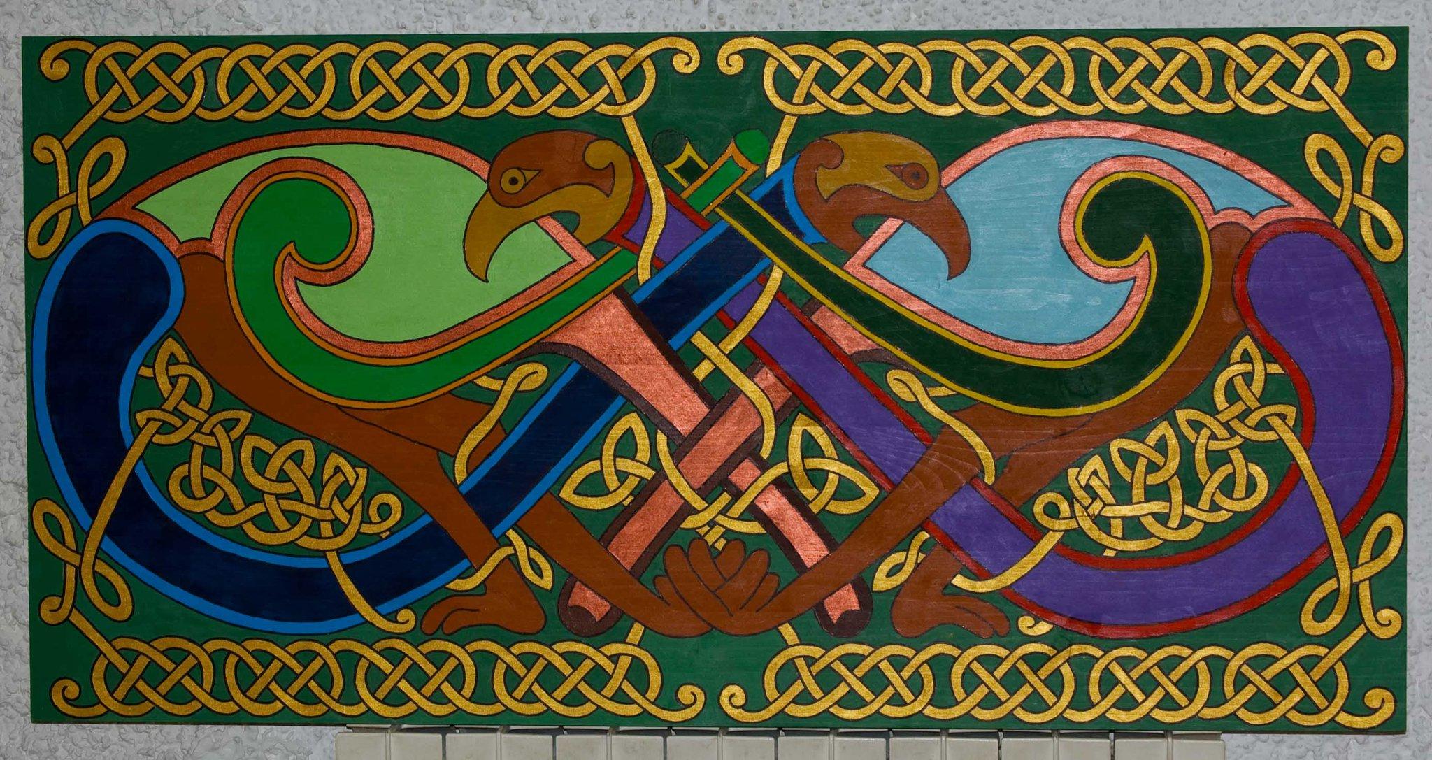 pavoni celtici