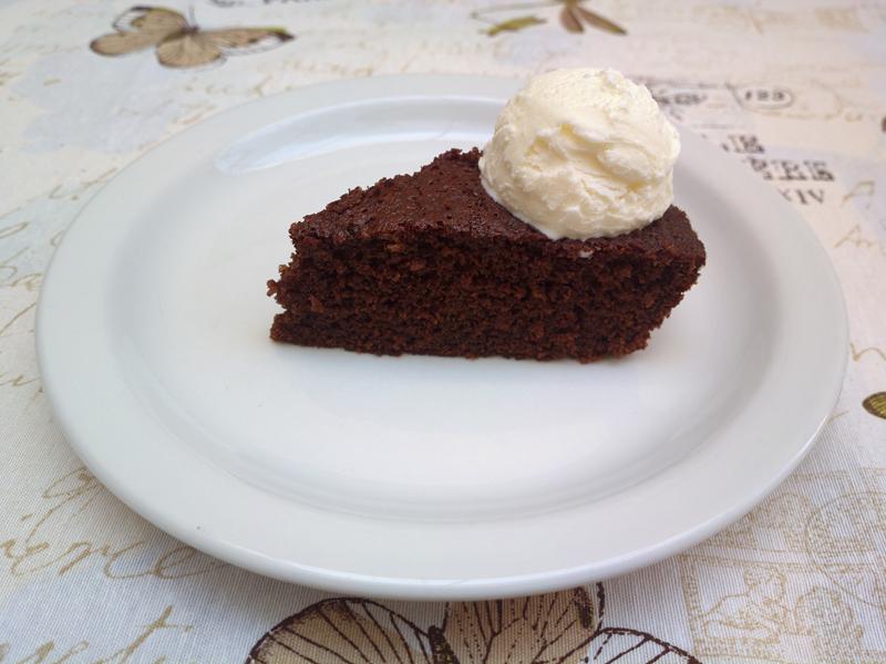 Torta bollita al caffè Nigella style