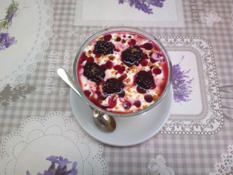 Coppette allo yogurt furbissime