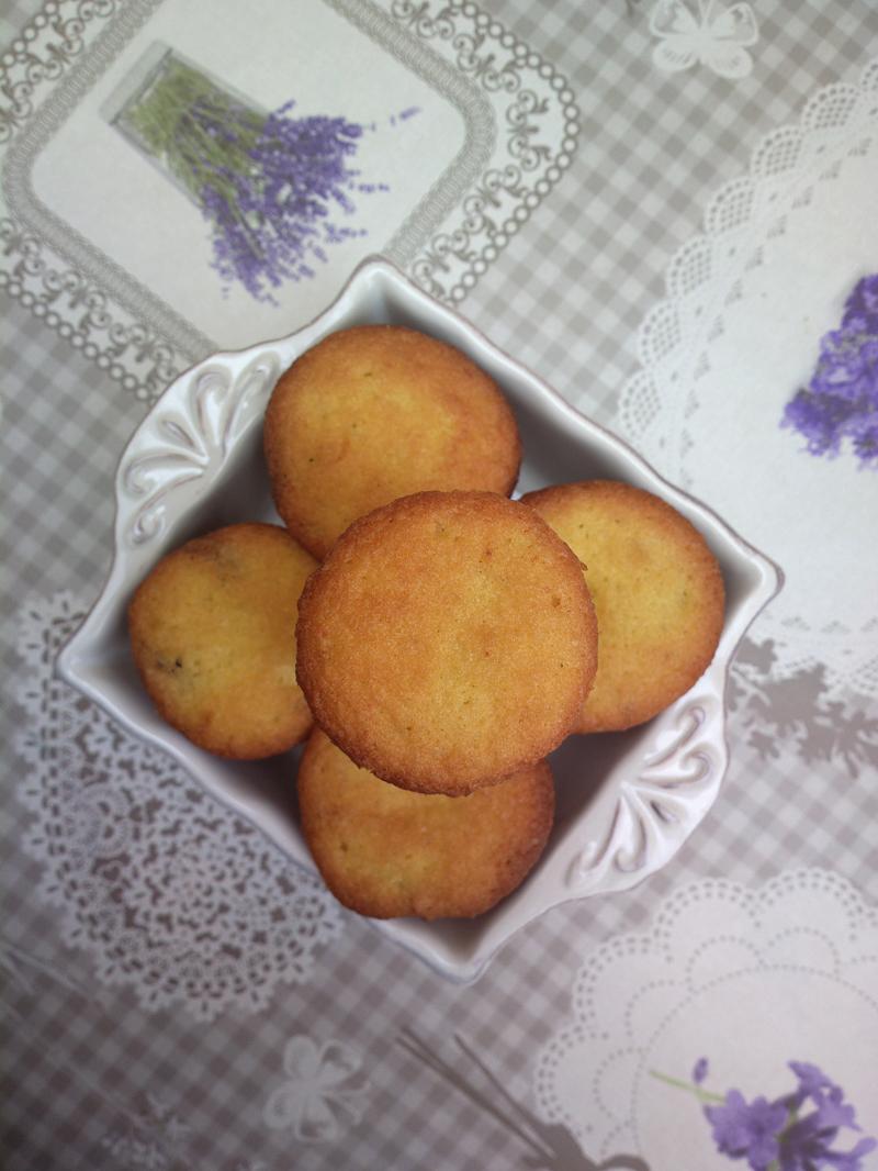 Muffin alla frutta secca mista