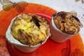 Ricottine dolci al forno - senza burro e farina