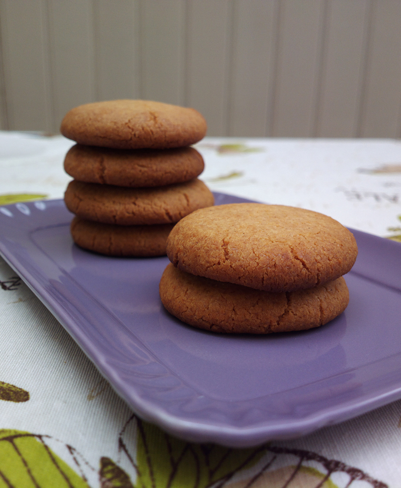 Cornish fairings - biscotti speziati della Cornovaglia