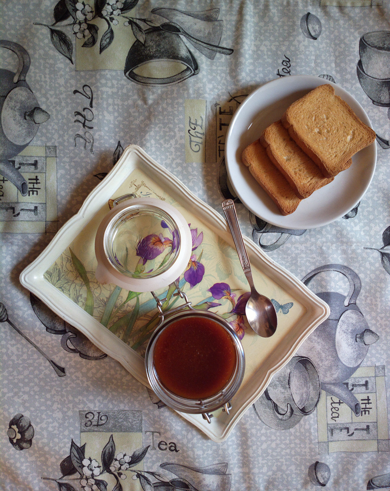 Caramello al burro salato - denso per farciture