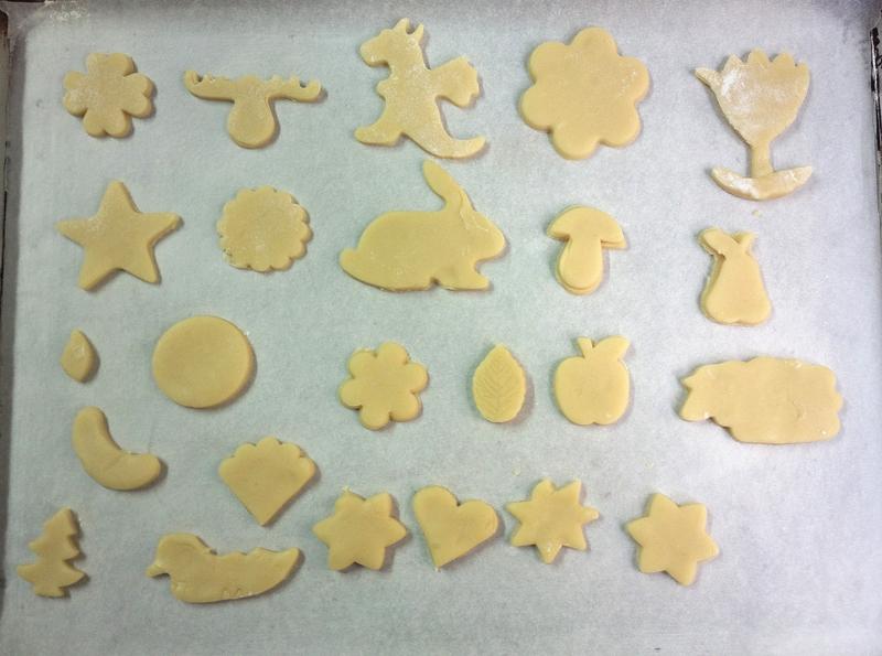 """I biscottini del cuore - alias """"aiuto mi si sono moltiplicati i cuginetti"""""""