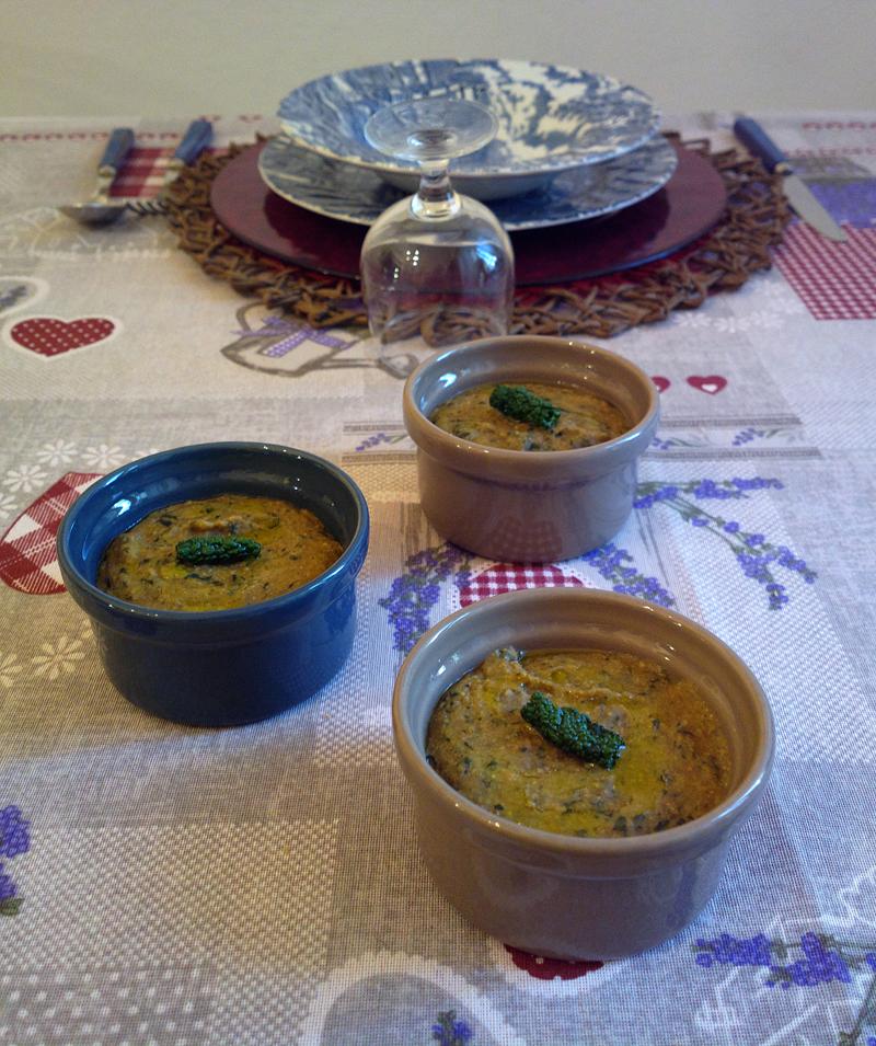 Farinata di cavolo nero - piatto della tradizione toscana