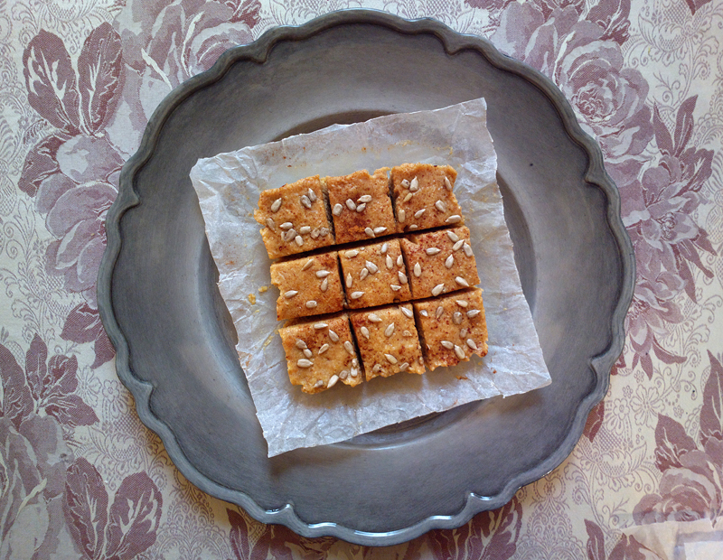 Bocconcini di cheesecake ri-strutturati