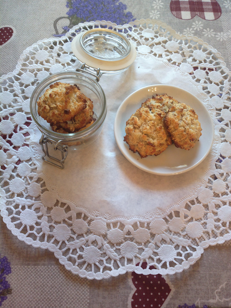 Biscotti magici al latte condensato - senza uova e senza burro
