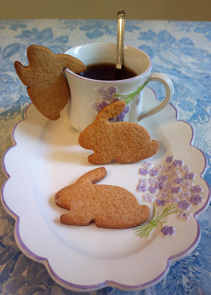 Biscottini miele e cannella