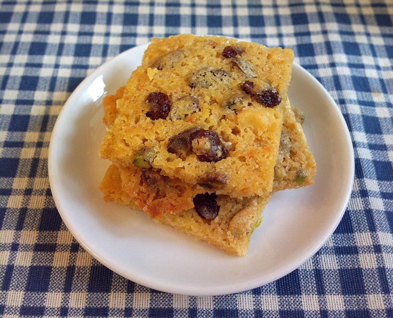 Biscotti rustici post Natalizi con frutta secca