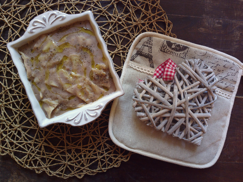 Maccheronata di fagioli - ricetta toscana