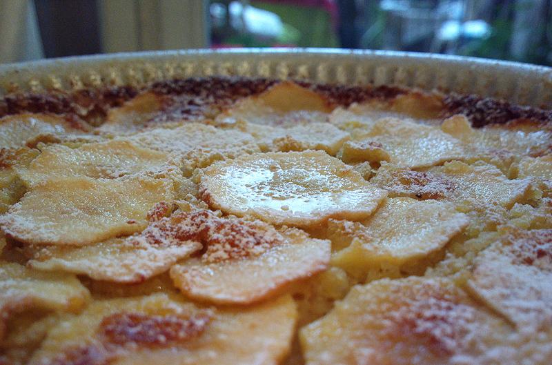 torta mele e banane4