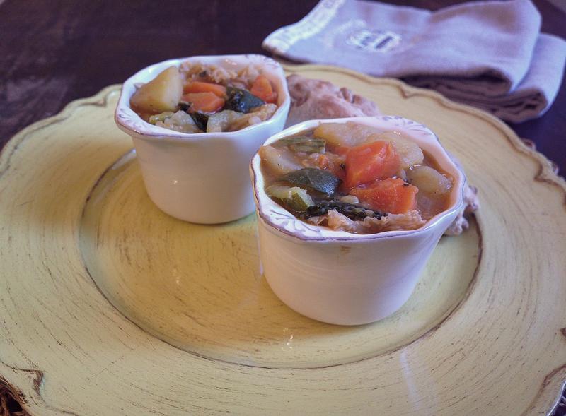Zuppa toscana - primo piatto tradizionale di verdure