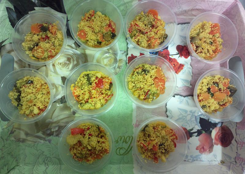 Top Come preparare un buffet per 15-20 persone - senza pensare al  KB33