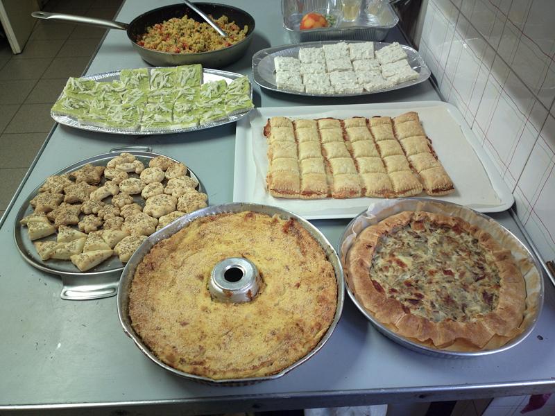 Top Come preparare un buffet per 15-20 persone - senza pensare al  EX64