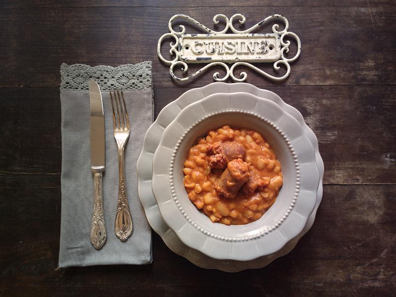Fagioli all'uccelletto - ricetta rustica toscana