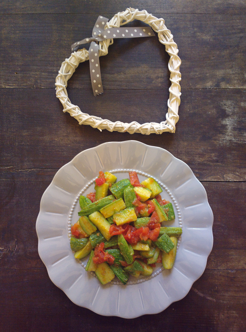 Zucchini trippati - ricetta toscana