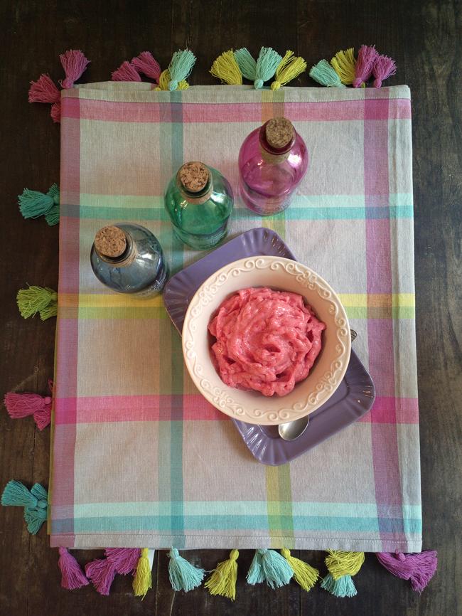 Frullato gelato o gelato al frullato?
