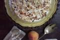 Trifle inglese pesche e mandorle