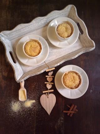 Cocottine dolci di semolino al forno2