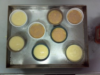 Cocottine dolci di semolino al forno5